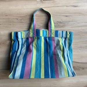 Mossimo Stripped Tote Bag